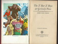 The X Bar X Boys At Grizzly Pass James Cody Ferris Andrew Dakers Limited 1955 G-