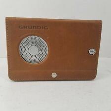 Grundig YB-P 2000 World Receiver AM FM MW Shortwave Radio F.A. Porsche TESTED