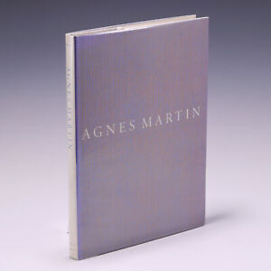 Agnes Martin by Barbara Haskell, et al.; 1992, Whitney Museum of Art