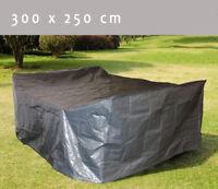 Madison Gartenmöbel Schutz Hülle Abdeckplane Garnitur Gruppe Haube 225x140x95 cm