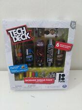 Tech Deck Bonus Pack Plan B Skateboards