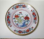 Old Chinese PORCELAIN RICE BOWL   BRASS  FRAME