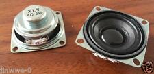 "2pcs 2"" inch 52MM 4Ohm 4Ω 5W square speaker Loudspeaker For Bluetooth"