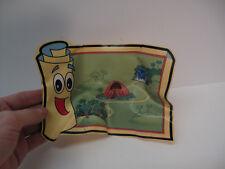 Mattel Fisher Price Nick Jr Dora The Explorer My Talking Backpack Map part PIECE