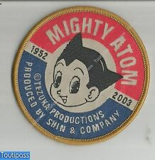 ASTRO LE PETIT ROBOT mighty atom manga écusson / patch 8 cm
