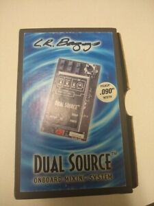 L.R. Baggs Dual Source Onboard Mixing system