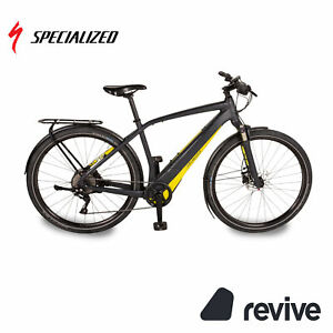 SPECIALIZED Men ´S Turbo Vado 3.0 2018 E-Trekking-Bike Black Rg 7 Bicycle