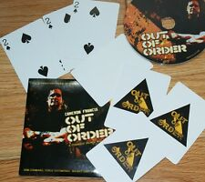 Out of Order - strong, examinable Wild Card + Universal card routine Tmgs