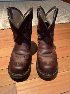 Ariat Fatbaby Ladies Heritage Dapper Boots Size US9C
