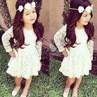 Enfants Bébé Jupe Fille Lacets Princesse Lovely Court Tulle Déguisement Fête