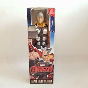 """Marvel Avengers THOR Titan Hero Series Hasbro 2016 12"""" Figure NIB"""