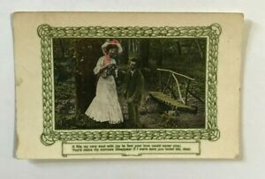 POSTCARD , LOVE ,ROMANCE,1911  CC88