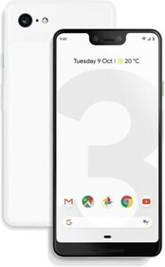 Unlocked Google Pixel 3 XL 64GB Smartphone - White (Pink Screen) (IL/SP5-7409...