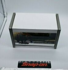 Snap-On Tool Box Miniature stationary Cabinet In WHITE OUTDOOR SERIES NEW !!!!