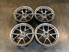 "19"" 763M Style M3 M4 CS Wheels Hyper Silver BMW E90 E91 E92 E92 3 Series ALLOYS"