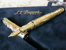 ST DUPONT PHARAOH FOUNTAIN PEN MINT, RARE!!!