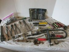 Box Lot/Junk Drawer Tools Mechanics & Other Williams Kraeuter Stanley LQQK!
