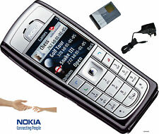 Nuevo Smartphone Nokia 6230i desbloqueado cámara Bluetooth Teléfono Móvil Clásico Marca Gsm A +