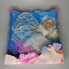 "1996 Angel Princess Barbie Interactive ""Flying"" Doll 15911 Authentic NIB"