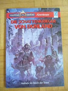 Die Schattenkrieger von Dunland - Neuwertiger Zustand Mittelerde Herr Ringe Mers