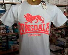 Jersey Lonsdale short Sleeve Crew-Neck Printed Logo Art. 28578