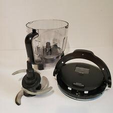 Ninja 56 oz/7 Cups 1.8L 1800ml Blender Pitcher w/ Lid + Blade Black 3.E4