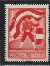 V370 Austria/bandiere MiNr 953 **