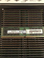 Lot of 60 Lenovo 32GB 2Rx4 DDR4 ECC PC4-19200-2400T Reg RAM 00NV205 46W0835