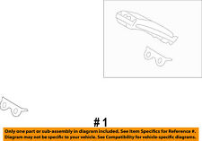 FORD OEM-Tire Pressure Sensor 6F2Z1A189A