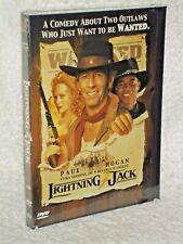 Lightning Jack (DVD, 2000)