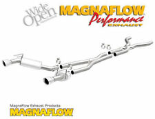 Ligne échappement 15167 Chevrolet Camaro SS 6.2L V8 2014  inox poli Magnaflow