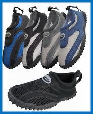 Men's Slip On Wave Water Shoes Aqua Socks Beach Exercise Size 7 8 9 10 11 12 13