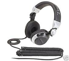 Technics RP-DJ1210 Headband Headphones - Silver/Black