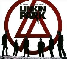 LINKIN PARK - MINUTES TO MIDNIGHT (CD) New & Sealed