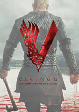 Vikings:The Complete Third Season 3 (DVD, 2015, 3-Disc Set)