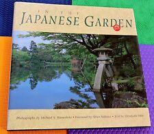 in the JAPANESE GARDEN hardback book japan gardening serene