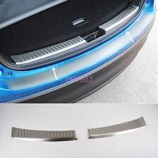 For Mazda CX-5 CX5 2013-2016 Inner Rear door Bumper Protector Sill Plate Trim