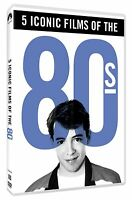 New: 1980's DECADE BUNDLE: FIVE ICONIC FILMS OF THE '80S - Bundle DVD