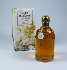 GUERLAIN AQUA ALLEGORIA Flora Nerolia 125ml EDT Eau de Toilette Spray NEU RAR