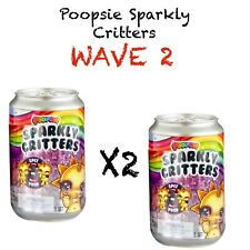 NEW RELEASE DROP 2!! POOPSIE SPARKLY CRITTERS !!