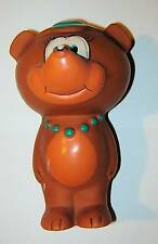 Tina - The Little Flying Bears Cartoon Character rubber squeaky toy - circa 1990