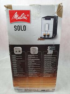 Melitta Caffeo Solo E 950-222 Schwarz Kaffeevollautomat