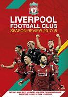 Liverpool Football Club Season Review 2017-2018 [DVD][Region 2]