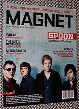 MAGNET Magazine, SPOON, Kramer, Ween, Galaxie 500, Elliott Smith, Wheat