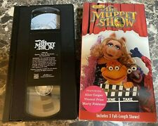 Best Of The Muppet Show Vhs Alice Cooper Vincent Price Marty Feldman Used