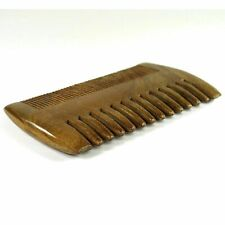 Beard Comb - Men's Sandalwood comb for Beard & Hair