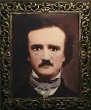 "HAUNTED Edgar Allan Poe Photo ""EYES FOLLOW YOU"""