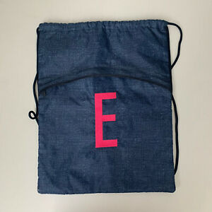 Thirty One Cinch Sac Drawstring Back Pack Purse Pool Beach Bag