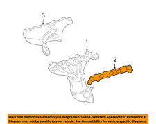 GM OEM Exhaust-Manifold Gasket 12655844