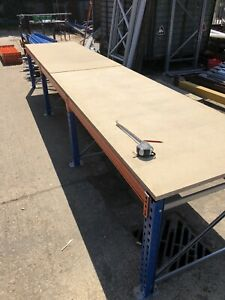 Industrial Commercial Workbench Heavy Duty By VPM Racking